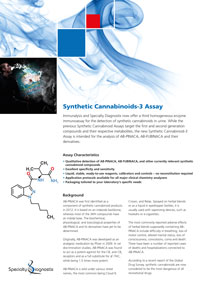 Specialty Diagnostix Synthetische Cannabinoide-3