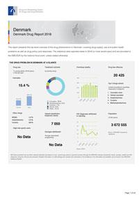 Specialty Diagnostix Drogenberichte Europa EMCDDA 2018