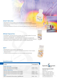 ß-Glucuronidasen & Arylsulfatasen